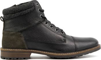 Ботинки Canton на шнуровке Crevo