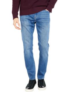 Тонкие ножки Jake в цвете Light Feather Blue Mavi Jeans