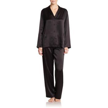 Шелковые пижамы La Perla