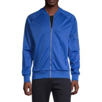 Куртка-бомбер с карманами на рукавах 2(X)IST