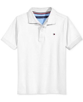 Эластичная рубашка-поло Ivy для малышей Tommy Hilfiger