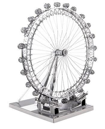 ICONX 3D Metal Model Kit - Лондонский глаз Fascinations