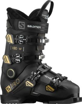 Лыжные ботинки S / PRO X80 W - женские - 2020/2021 Salomon