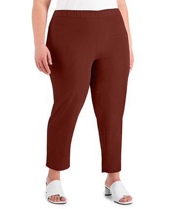Узкие брюки больших размеров, созданные для Macy's Alfani