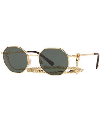 Солнцезащитные очки, 0VA2040 Valentino