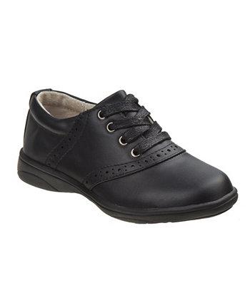 Оксфордская школьная обувь Laura Ashley's Every Step Rugged Bear