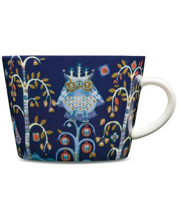 Голубая чашка тайка Iittala