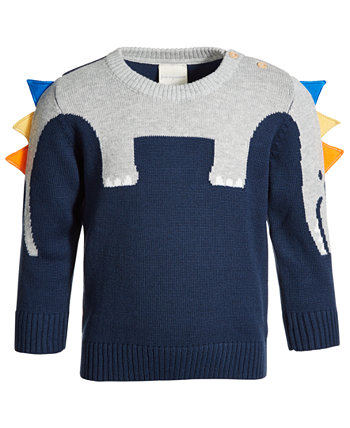 Baby Boys Dino Spike Sweater, Created for Macy's First Impressions
