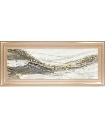Картина «Каньонлендс» от Марка Чандона с принтом в рамке, 18 x 42 дюйма Classy Art