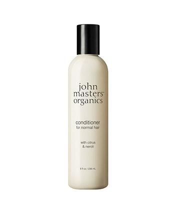 Кондиционер для нормальных волос с цитрусовыми нероли - 8 эт. унция John Masters Organics