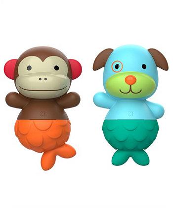 Смешанные ласты для купания в зоопарке для малышей и малышей Skip Hop