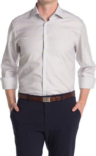 Tencell Slim Fit Shirt Eton
