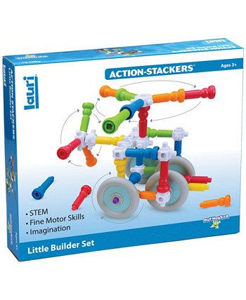 Набор маленьких строителей Action-Stackers PLAYMONSTER