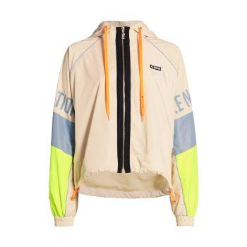 Куртка First Position с цветными блоками P.E NATION