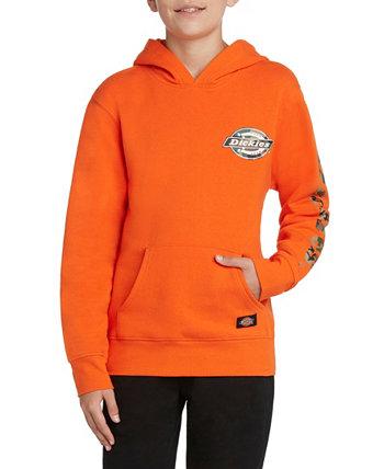 Пуловер с капюшоном с рисунком Dickies