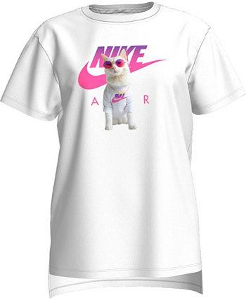 Big Girls Sportswear T-shirt Nike