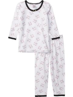 Комплект с длинными рукавами и штанами для экипажа (Big Kids) Esme