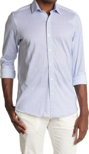 Вязаная рубашка с длинным рукавом Micah COASTAORO