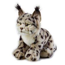 Плюшевые игрушки National Geographic Lynx от Lelly National Geographic