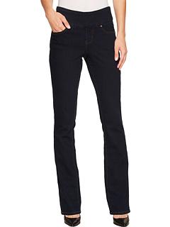 Узкие зауженные джинсы Paley Jag Jeans