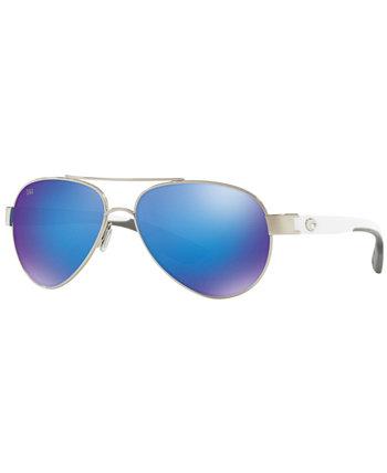 Поляризованные солнцезащитные очки, CDM LORETO 57 COSTA DEL MAR