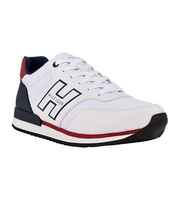 Мужские кроссовки в стиле ретро на шнуровке Mainer Jogger Tommy Hilfiger