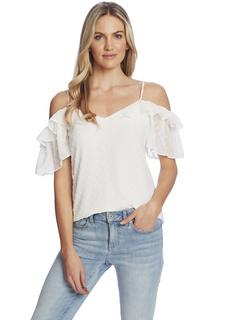 Блуза Dot с открытыми плечами CeCe