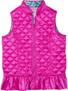 Melanie Reversible Vest (для малышей / маленьких детей / больших детей) Lilly Pulitzer Kids