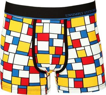 Трусы-боксеры Century Tile Unsimply Stitched