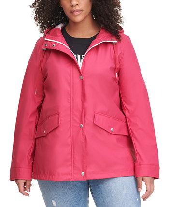 Модная легкая куртка с капюшоном большого размера Levi's®
