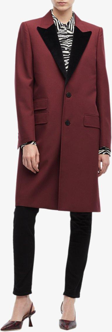 Ретро твил пальто Neil Barrett