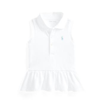 Mesh Sleeveless Polo Shirt Ralph Lauren