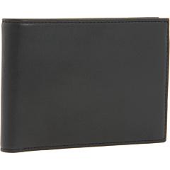 Коллекция Nappa Vitello - кредитный кошелек с идентификационной картой BOSCA