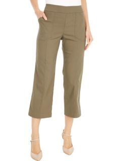 Укороченные брюки Control Stretch без застежки с угловыми карманами Elliott Lauren