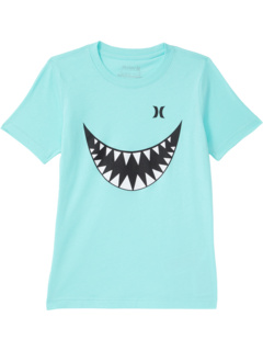 Футболка с рисунком Shark Bite (Big Kids) Hurley Kids