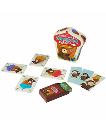 Sneaky, Snacky Squirrel Card Game Educational Insights