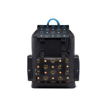 Рюкзак среднего размера с логотипом Splash MCM