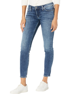 Tuesday Low Rise Skinny Jeans L12030SSX211 Silver Jeans Co.