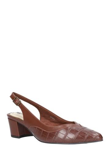 Туфли-лодочки Takayla с ремешком на пятке - доступны разные ширины Easy Street