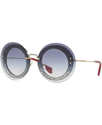 Солнцезащитные очки, MU 10RS MIU MIU