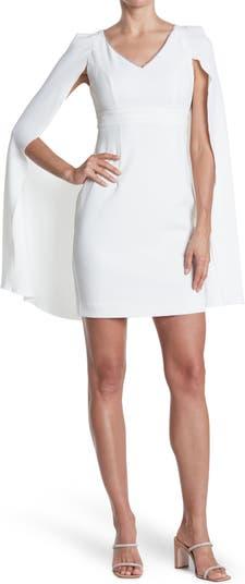 Платье-накидка с украшением Shinrin Trina Turk