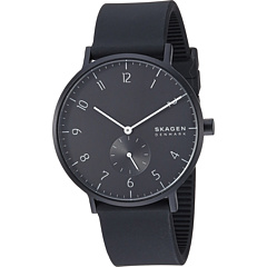 Aaren Kulor 41мм Силиконовые часы с тремя стрелками Skagen