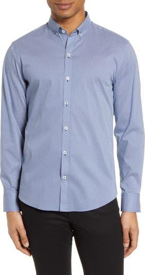 Рубашка классического кроя на пуговицах Noori Zachary Prell