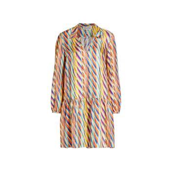 Шелковое платье Jes SALONI