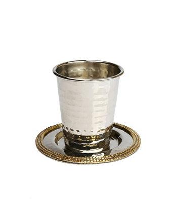 Чашка для кидуша с мозаичным узором Classic Touch