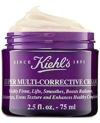 Суперкорректирующий антивозрастной крем для лица и шеи, 2,5 унции. Kiehl's Since 1851