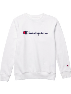 Футболка из флиса с вышивкой Signature (Big Kids) Champion Kids