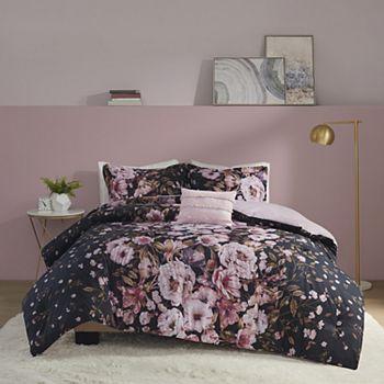 Intelligent Design Annabelle Floral Printed Comforter Set Intelligent Design