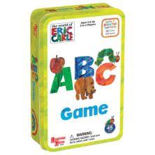 The World of Eric Carle ABC Game Tin от University Games University Games
