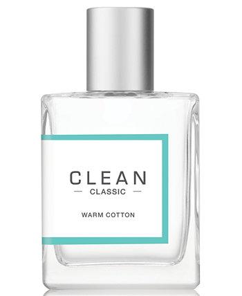 Классический теплый спрей с запахом хлопка, 2 унции. CLEAN Fragrance
